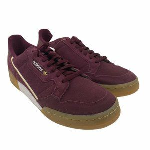 Adidas Mens Continental 80 Shoes Suede Sneakers